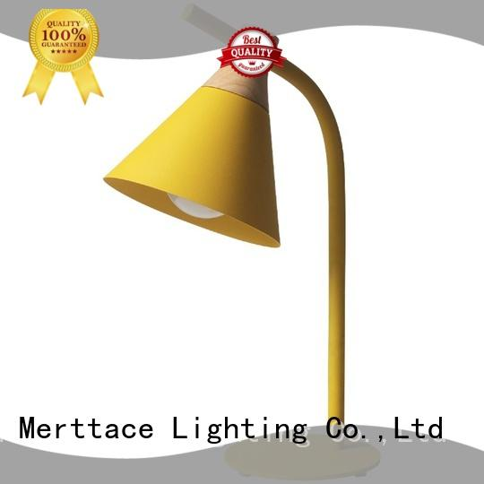 Merttace side table lamp wholesale for home decoration