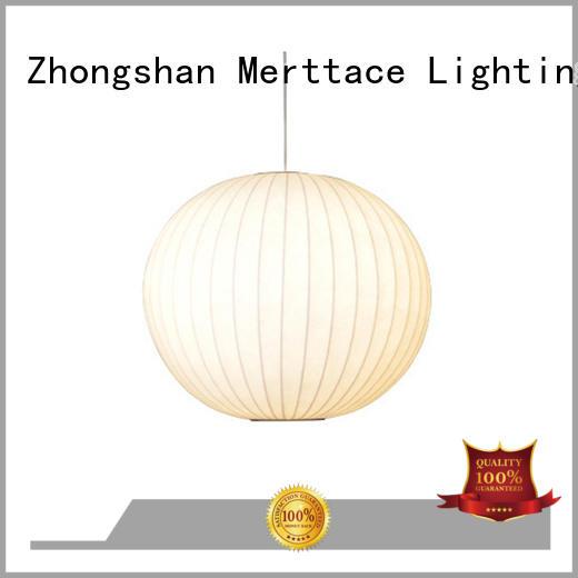 Merttace beautiful hanging pendant lights design for indoor decoration
