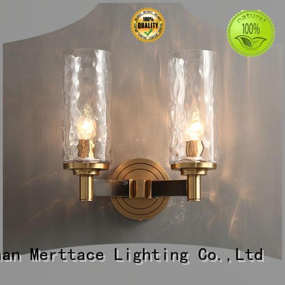 Merttace sconce light design for living room