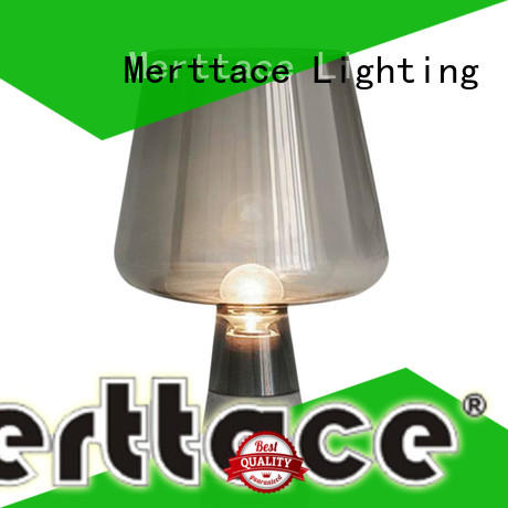 Merttace macaron restaurant table lamps series for bedroom