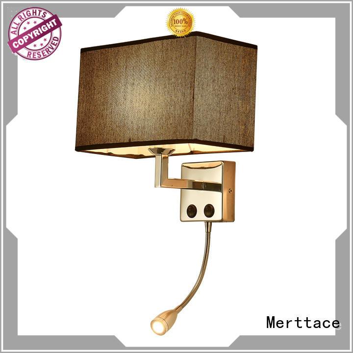 Merttace light bedside wall lights supplier for aisle