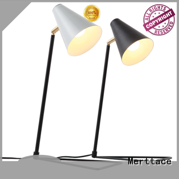 Merttace two-stage side table lamp supplier for bedroom