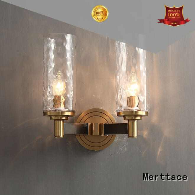 Merttace sconce lamp supplier for indoor decoration