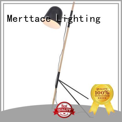 single head floor standing lamps design for bedside