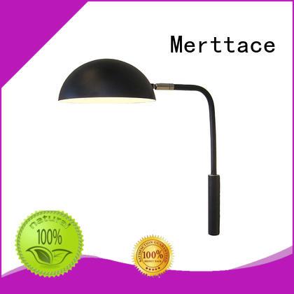 sconce light black for aisle Merttace